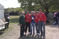 2010 British Masters Road Relays