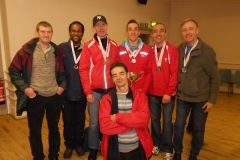 Masters XC Forres Feb. 2013
