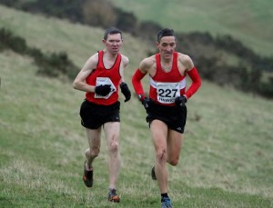 Kerry-Liam and Billy battle it out at Hawick