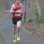 Al Campbell powering on during the 3rd leg