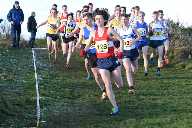 7836b5eb Cambuslang fielded 26 athletes in the senior and masters men's 10K race. For  most of the race there was a close individual tussle between Cambuslang's  Grant ...